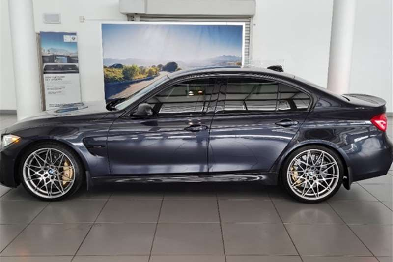 Used 2017 BMW M3 30 Jahre  Edition auto