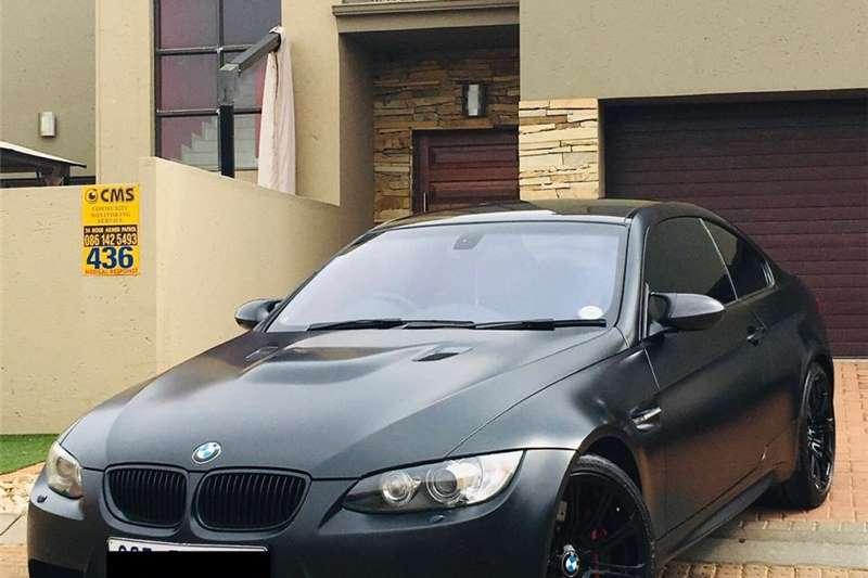 BMW M3 auto 2010
