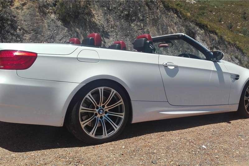 BMW M3 auto 2011