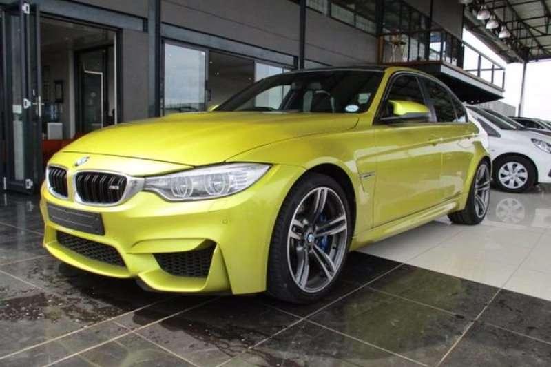 BMW M3 auto 2014