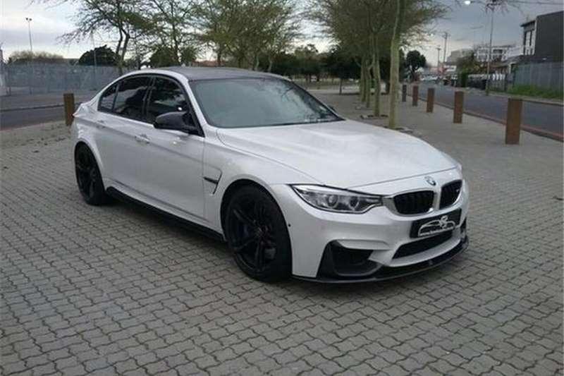BMW M3 Auto 2015