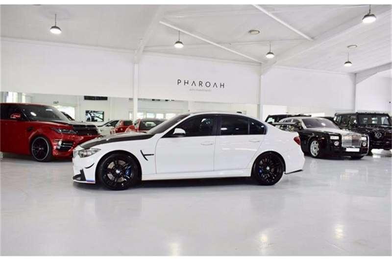 BMW M3 Auto 2016