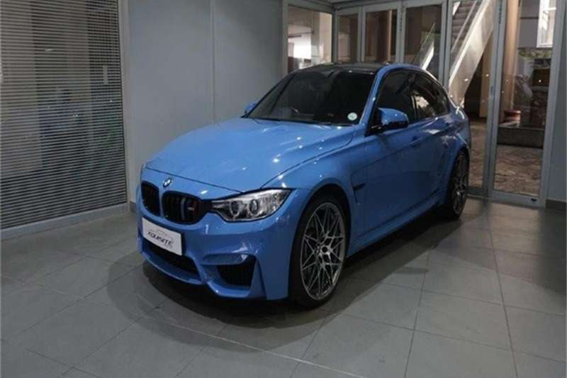 BMW M3 Competition auto 2016