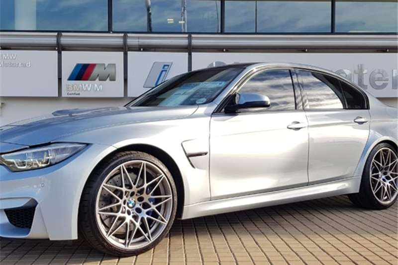 BMW M3 Competition auto 2017