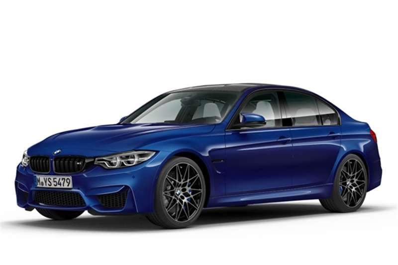 BMW M3 Competition auto 2018