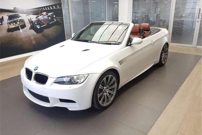 BMW M3 Convertible Auto 2013