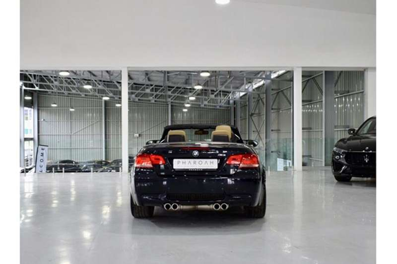 2008 BMW M3