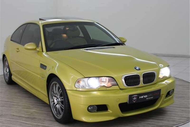 BMW M3 COUPE 2005