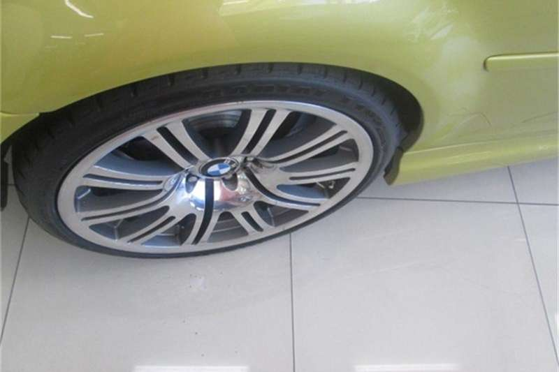 BMW M3 Coupe Auto 2003