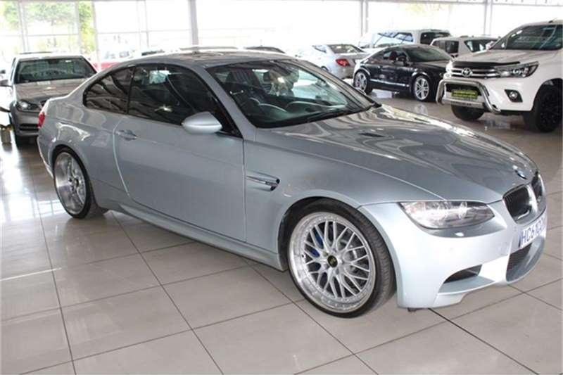 BMW M3 Coupe Auto 2012