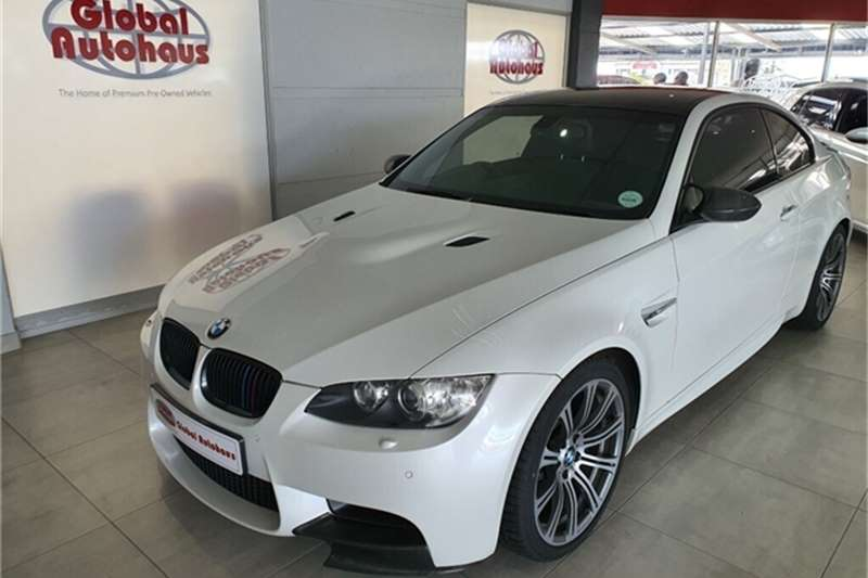 BMW M3 COUPE M DCT 2012