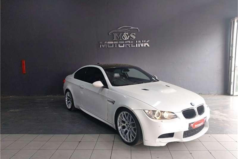 BMW M3 COUPE M DYNAMIC M DCT 2011