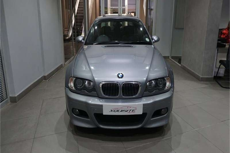 BMW M3 Coupe Smg 2005