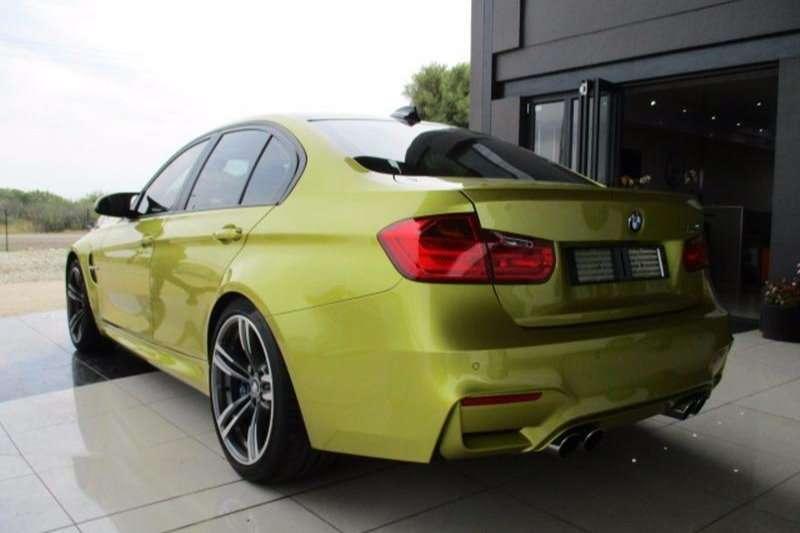 2014 BMW M3 auto
