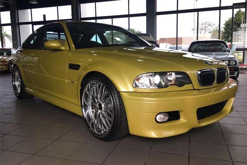 BMW M3 Sedan 2002