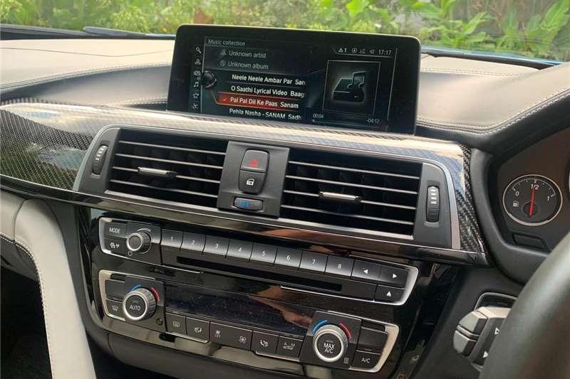 BMW M3 Sedan 2017