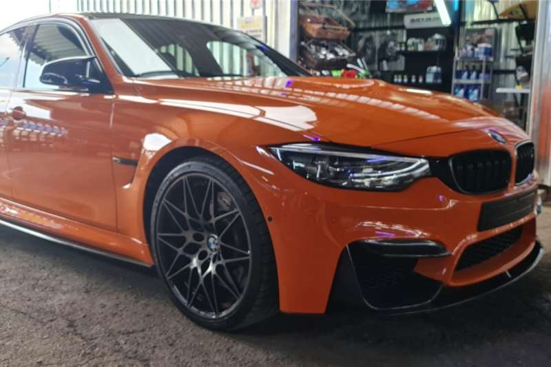 Used 2019 BMW M3 Sedan