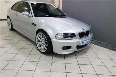 2003 BMW M3 sedan M3