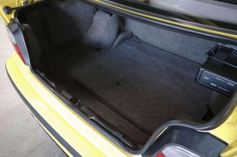 1998 BMW M3 sedan