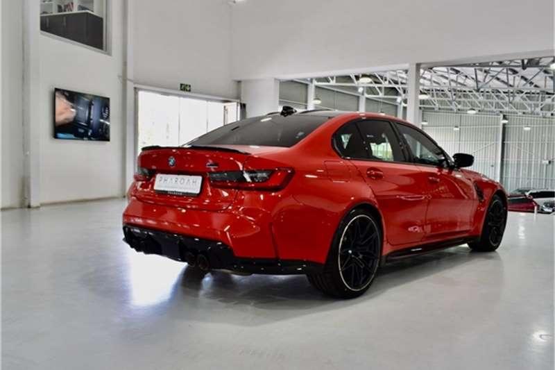 BMW M3 Sedan M3 COMPETITION (G80) 2021