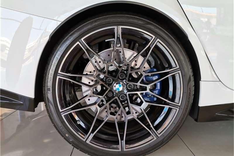 Used 2021 BMW M3 Sedan M3 COMPETITION (G80)