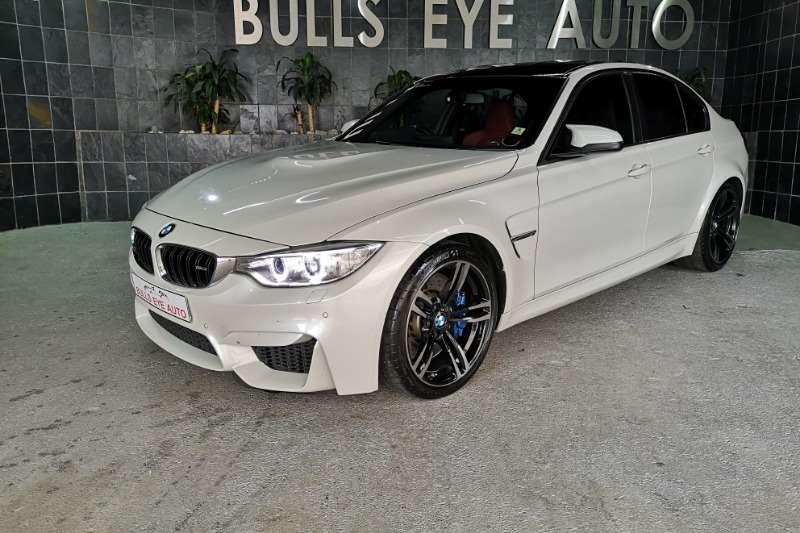 BMW M3 Sedan M3 DCT 2015