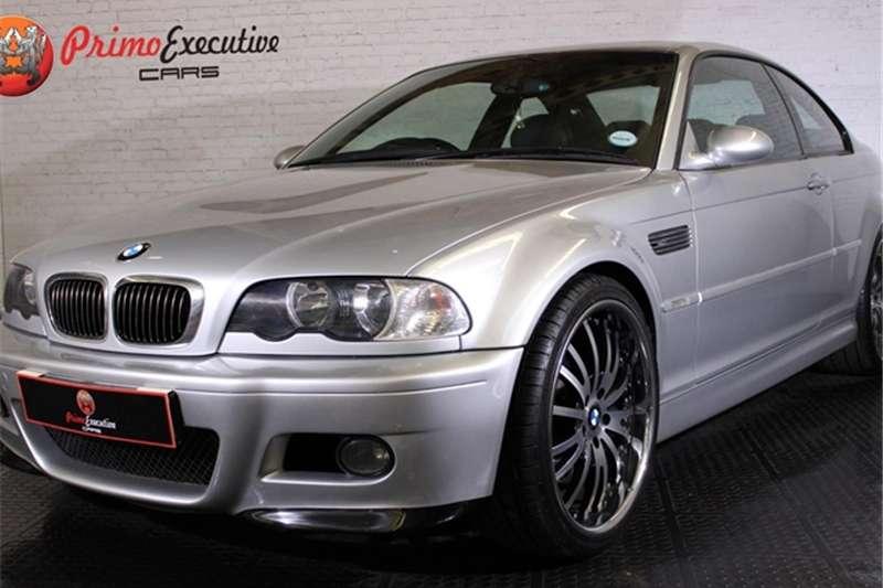 BMW M3 SMG E46 2003