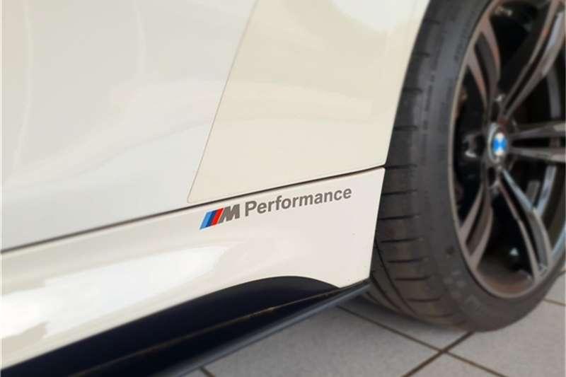 BMW M4 convertible auto 2015