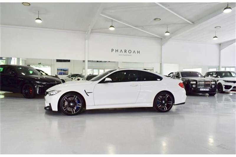 BMW M4 Coupe Auto 2015
