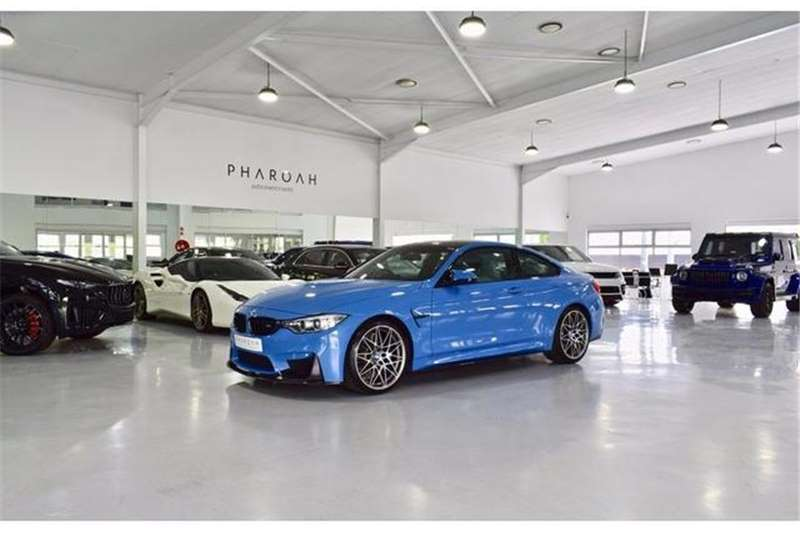 BMW M4 coupe Competition 2016
