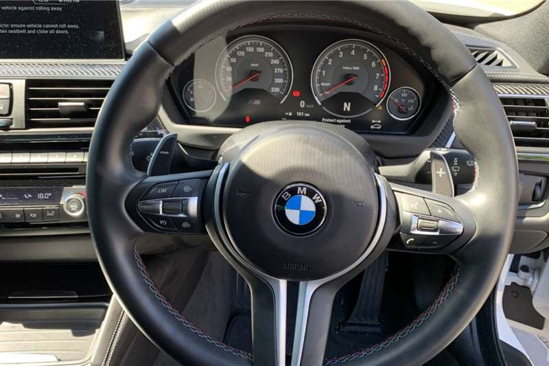 Used 2016 BMW M4 coupe Competition