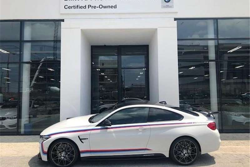 BMW M4 Coupe Competition 2019