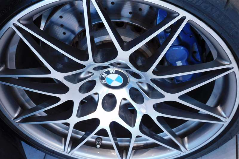 Used 2016 BMW M4 coupe Competition auto