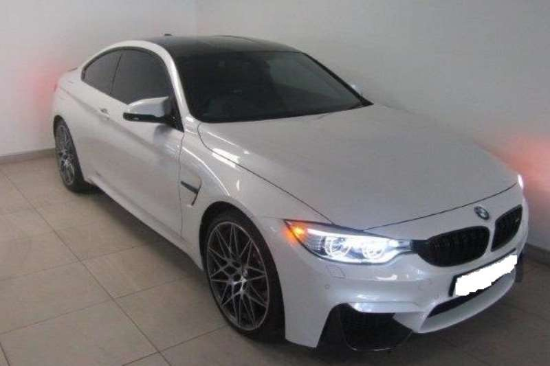 BMW M4 coupe Competition auto 2017