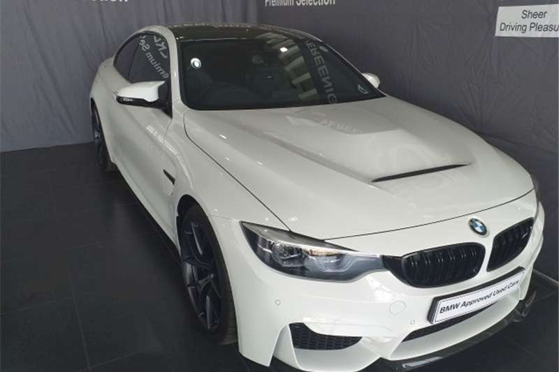 2019 BMW M4 coupe M4 CS COUPE M DCT