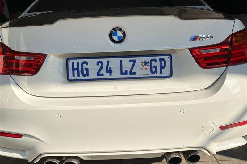 Used 0 BMW M4 Coupe