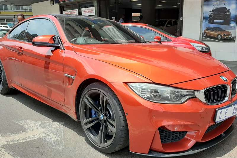 BMW M4 Coupe M DCT 2015