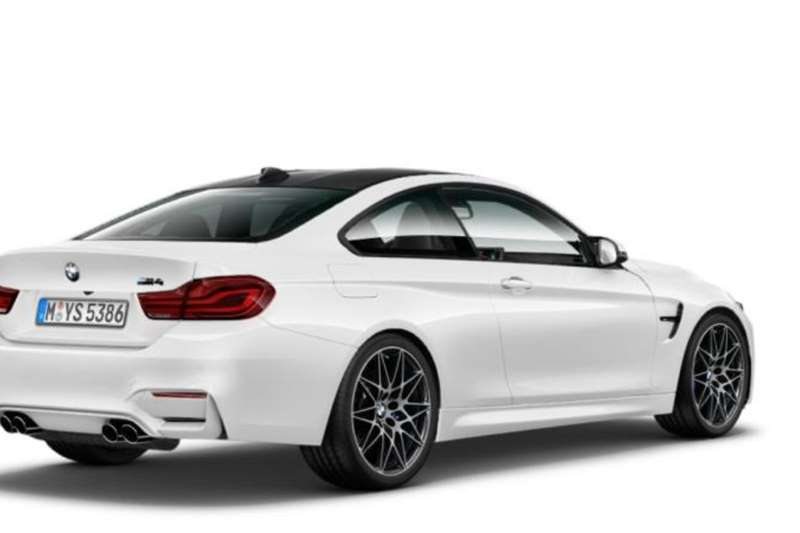 2017 BMW M4 coupe M4 COUPE M-DCT COMPETITION