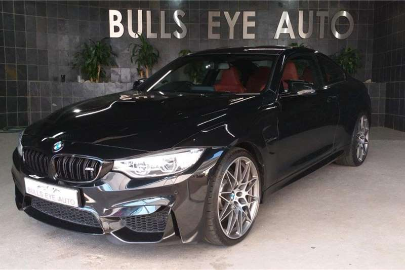 BMW M4 Coupe M DCT COMPETITION PACKAGE AUTO 2017