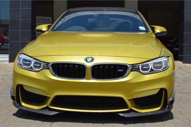 BMW M4 Coupe M4 CS COUPE M DCT 2015