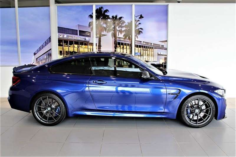BMW M4 Coupe M4 CS COUPE M DCT 2018
