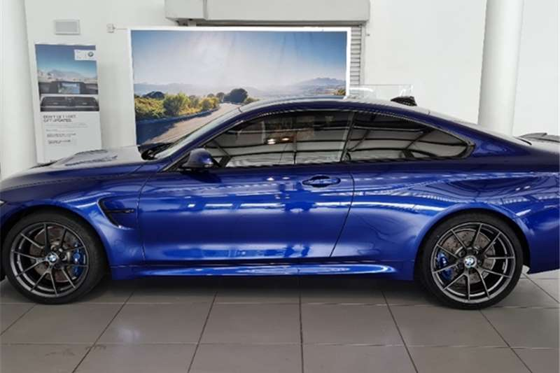 BMW M4 coupe M4 CS COUPE M-DCT 2019