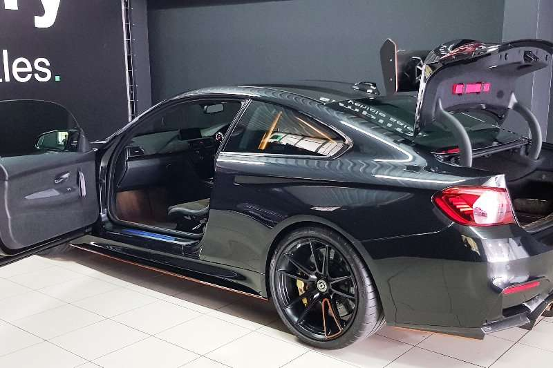 BMW M4 GTS 2017