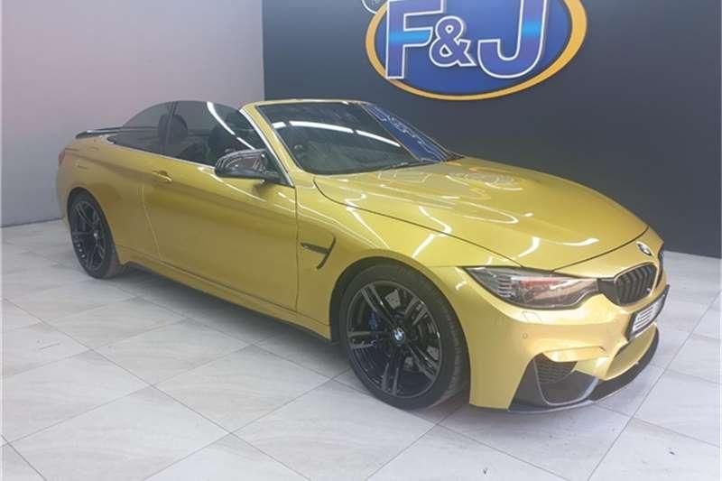2014 BMW M4 convertible auto