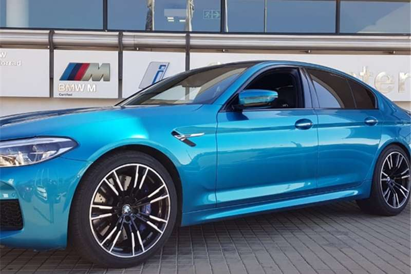 2018 BMW M5 sedan M5 M DCT (F90)