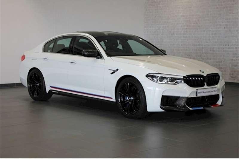 BMW M5 sedan M5 M DCT (F90)