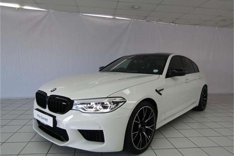 2020 BMW M5 sedan M5 M DCT COMPETITION (F90)