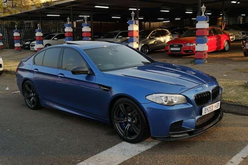 BMW M5 Sedan M5 2013