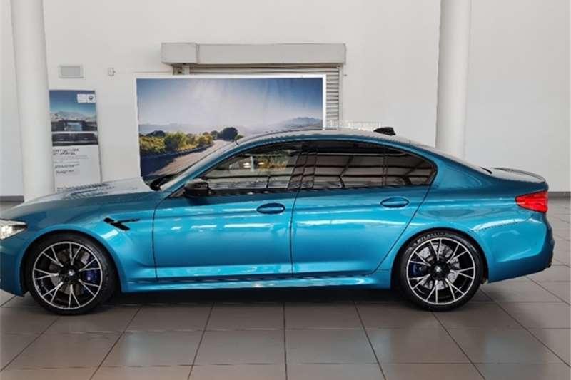 BMW M5 Sedan M5 M DCT COMPETITION (F90) 2019