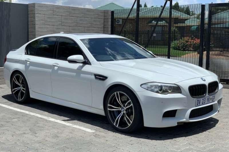 BMW M5 Sedan M5 M DCT (F90) 2013